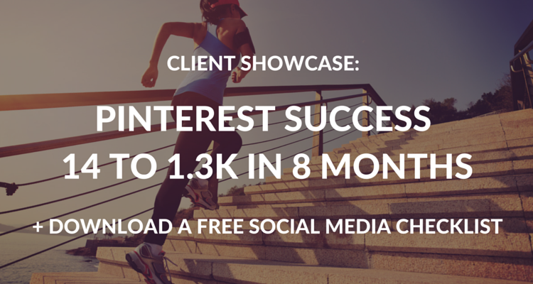 Client Showcase- Pinterest Growth with The Exercise Movement