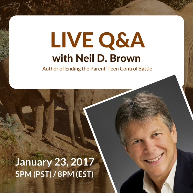 Neil D Brown LIVE