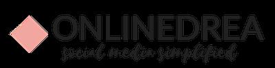 OnlineDrea full logo