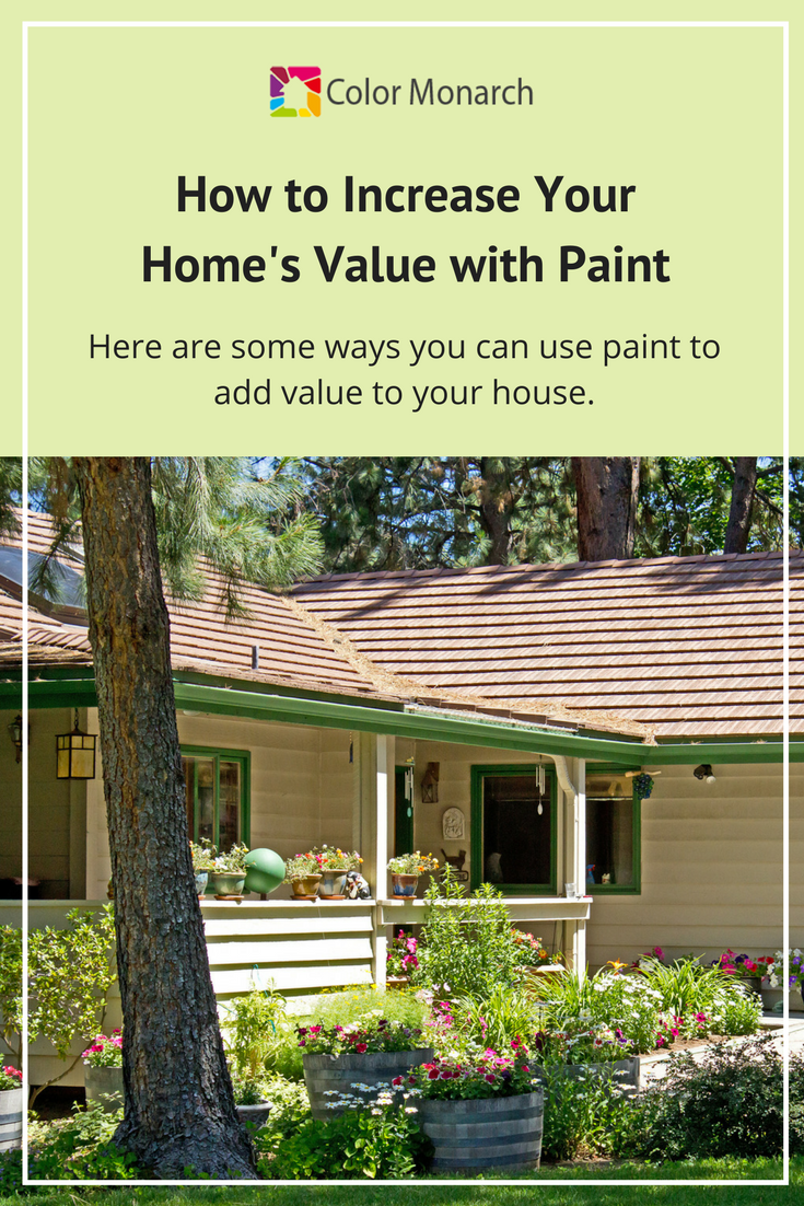 CM How to Increase your home's value with paint