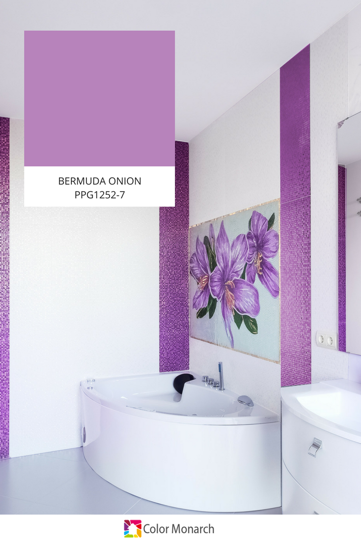 CM bathroom color inspiration