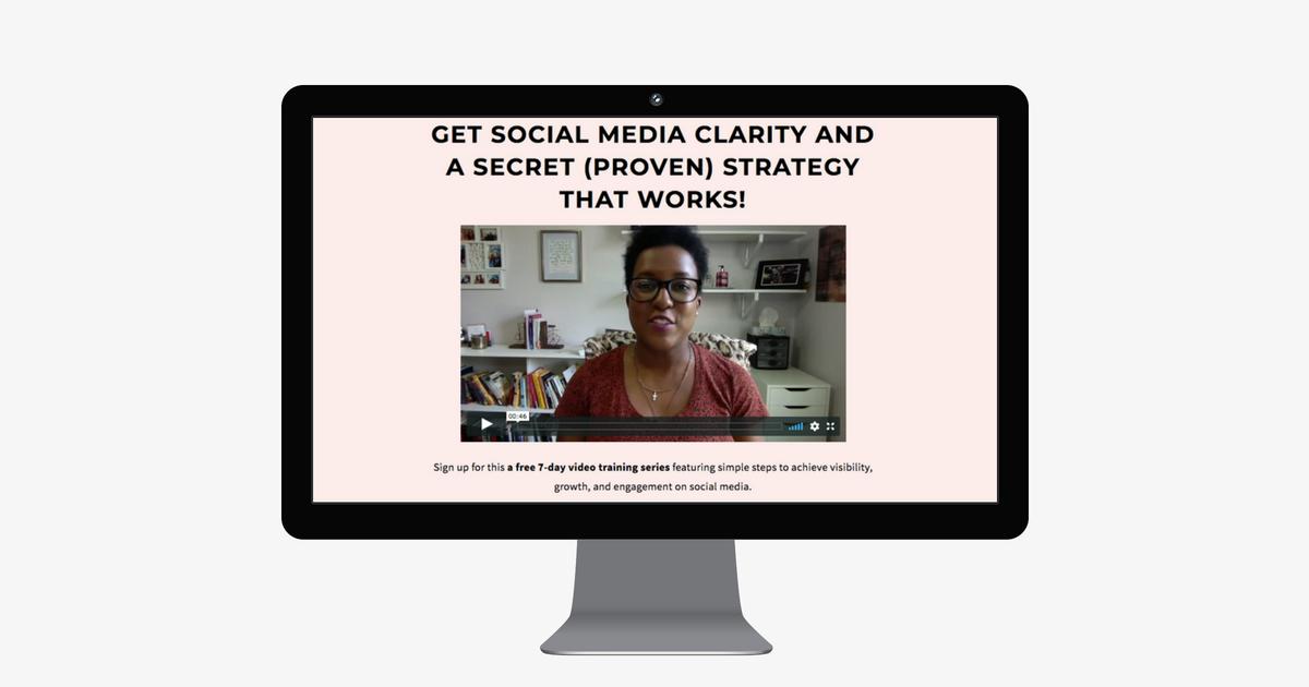 Savvy Social Framework Promo(2)