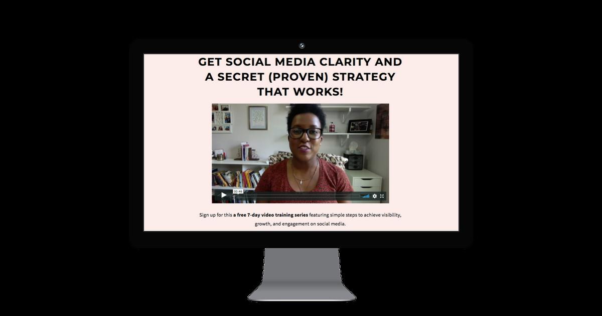 Savvy Social Framework Promo(3)
