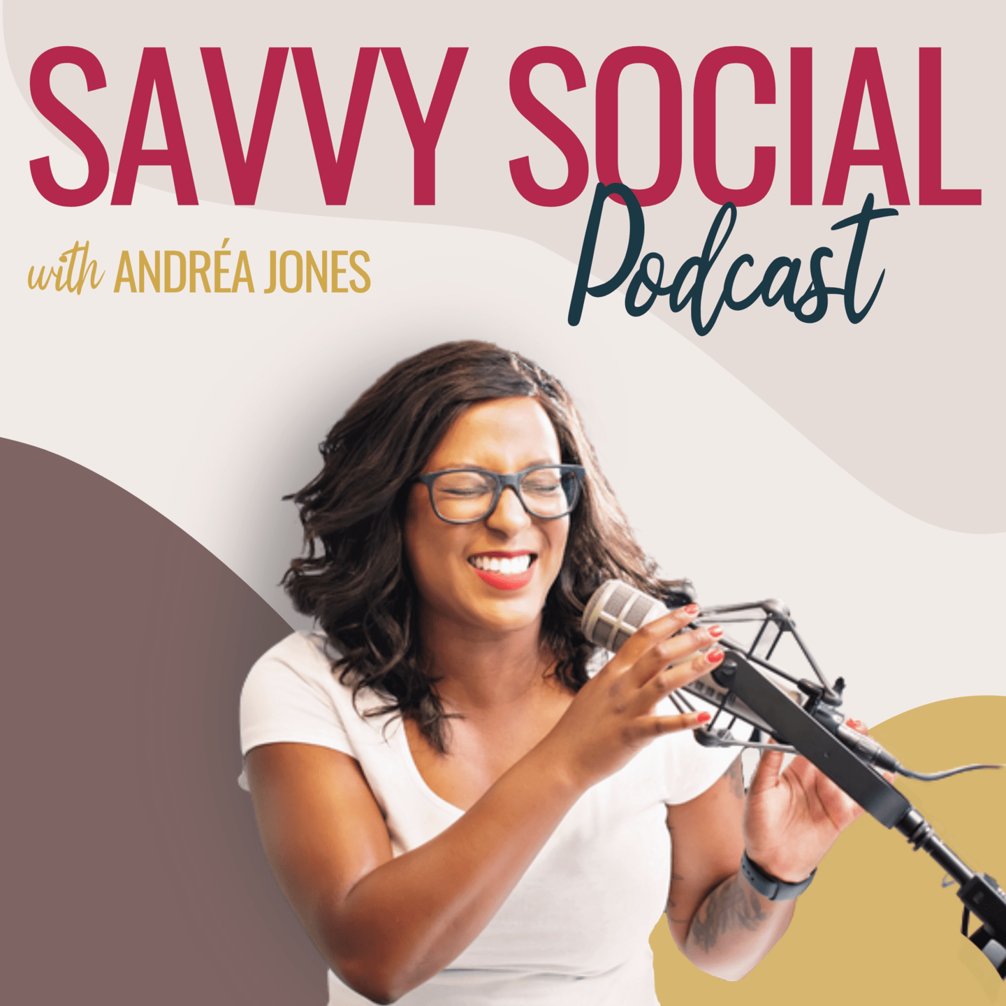 SAVVY SOCIAL Podcast Cover (1)