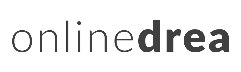 OnlineDrea_Logo_Onlinedrea_MainLogo_Gray (1)